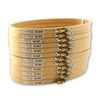 5 x 9 inch Large Oval Wooden Embroidery Hoops Bulk 12 Pieces - artcovecrafts.com