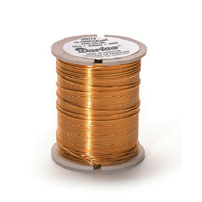 26 Gauge Darice Gold Beading Wire 22 yards