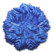 Royal Blue Capia Flowers Flat Carnation Capia Base for Corsages 12 Pieces - artcovecrafts.com