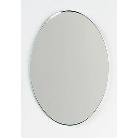 3 x 5 inches Bulk Darice DIY Crafts Small Oval Mirrors 2 pieces (6-Pack) 1633-91 - artcovecrafts.com