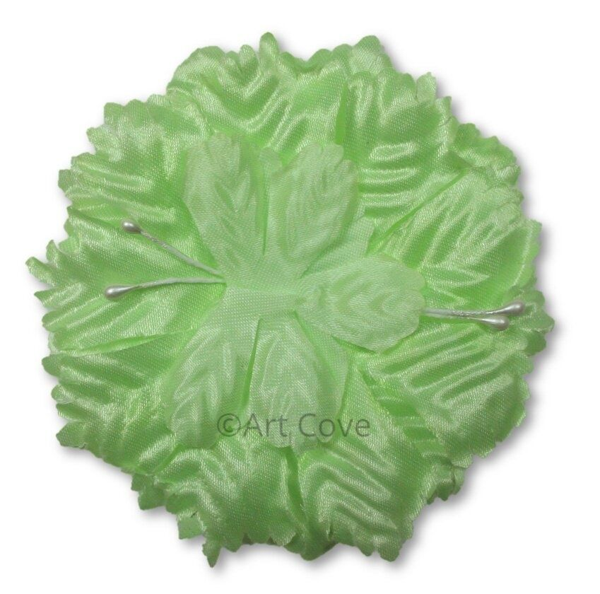 Mint Capia Capia Flowers Flat Carnation Capia Base for Corsages 12 Pieces - artcovecrafts.com
