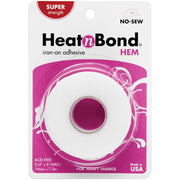 HeatnBond Hem Iron-On Adhesive-Super Weight 3/4 inch x 8 Yards