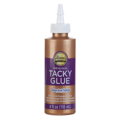 Aleene's Original Tacky Glue All Purpose Adhesive 4 fl oz. - artcovecrafts.com