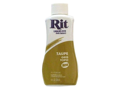 Taupe Rit Dye Liquid All Purpose 8oz
