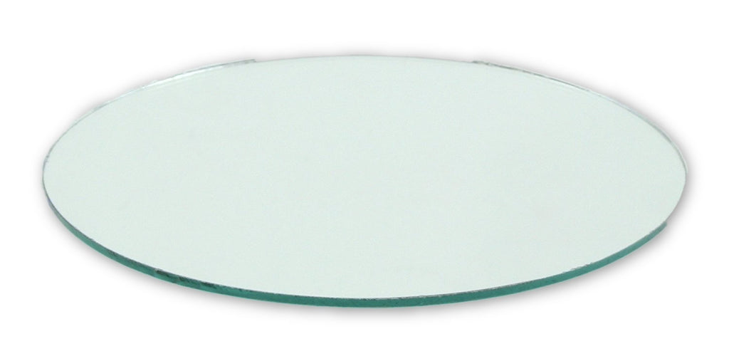 8 Inch Large Round Craft Mirrors 12 Pieces For Centerpieces - artcovecrafts.com