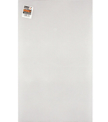 7 Mesh Count Clear Plastic Canvas Large Artist Sheet 13-5/8 x 22-5/8 1 Sheet - artcovecrafts.com