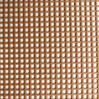 7 Mesh Count Brown Plastic Canvas Sheet 10.5 x 13.5 Inch 1 Sheet - artcovecrafts.com