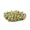 0.5 Inch 13mm Small Mini Gold Craft Jingle Bells Charms Bulk Wholesale 144 Pieces - artcovecrafts.com