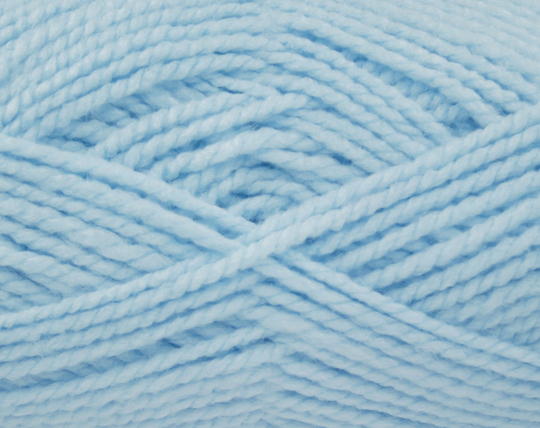 King Cole Big Value Baby Chunky    Soft blue   2515