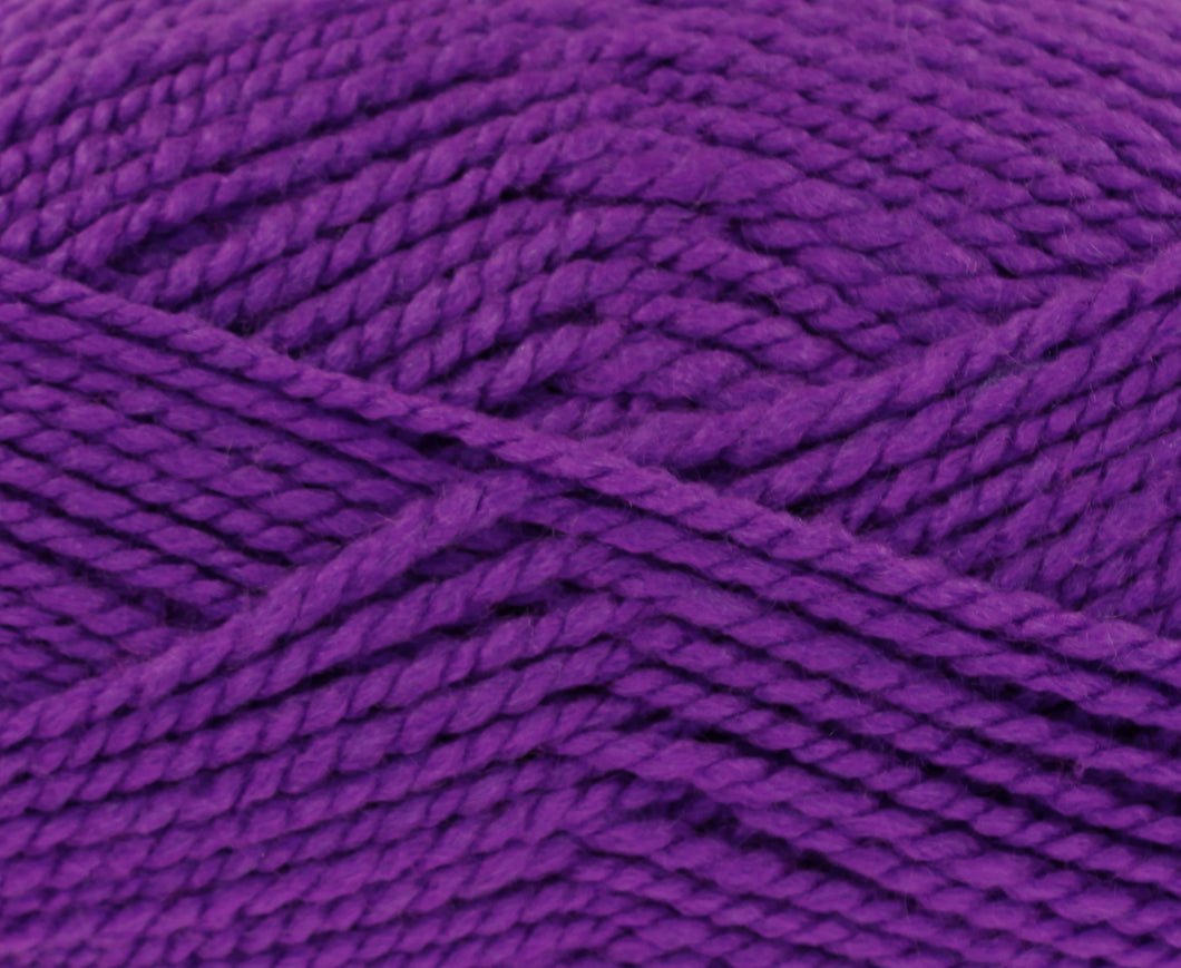King Cole  Big Value Chunky    Purple  3105