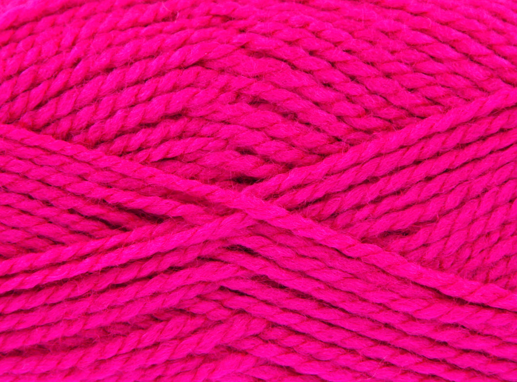 King Cole  Big Value Chunky    Bright Pink  549