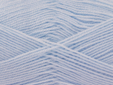 King Cole Big Value Baby 4ply   Sky  5