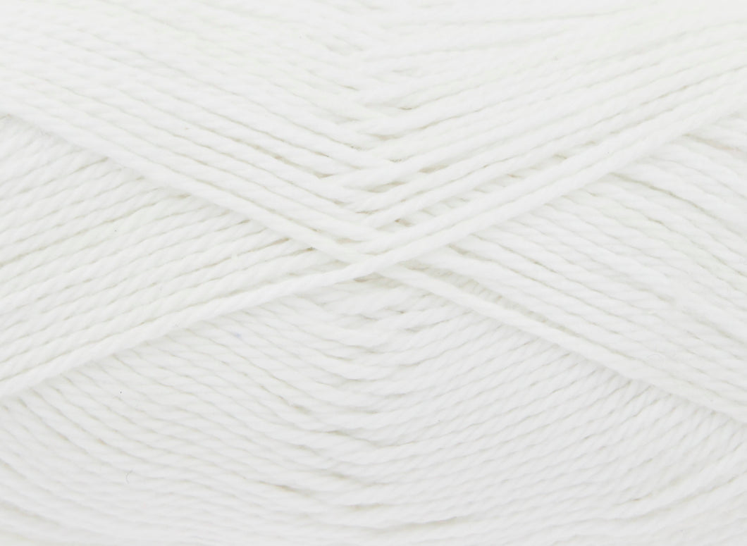 King Cole  CottonSoft DK   White 710