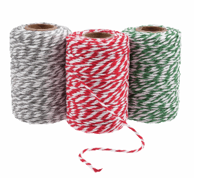 Bakers Twine: 45m: 3 Pieces