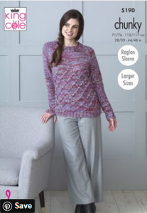 Chunky patterns  5190
