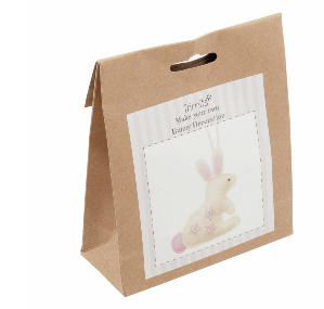 Make your own felt decoration   Bunny      GCK014