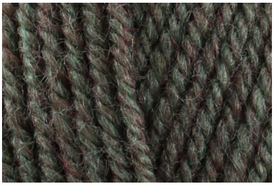 Fashion Aran 400g. forest. 3504