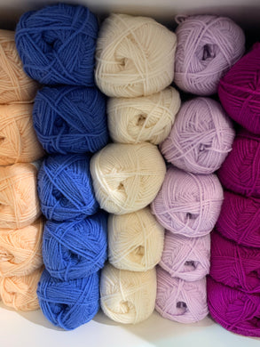 Baby 4ply bundle