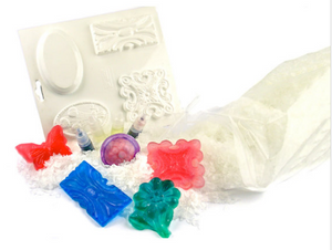 Soap making kit - melt and pour method
