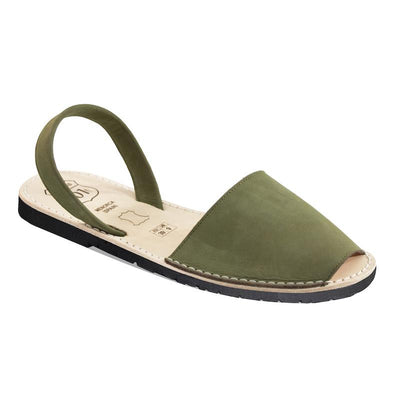 Avarcas Classic Olive Green-Avarcas 101