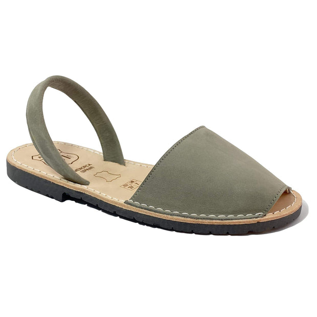 AVARCA sandals in grey suede