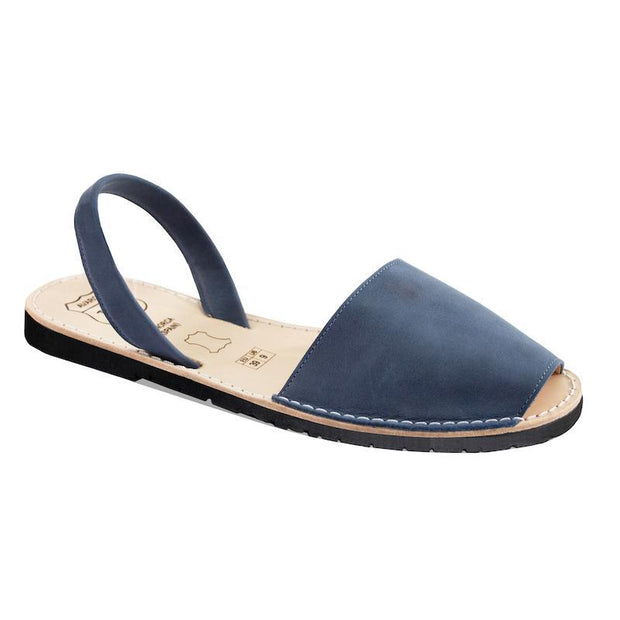 Avarcas 101 sandals for women Midnight Blue / US 4.5-5 / EU 35 sustainable shoes in the US