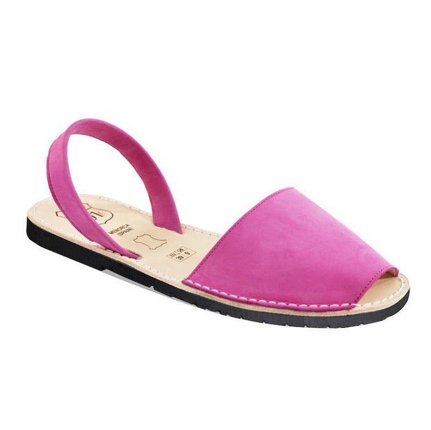 Avarcas 101 sandals for women Fuchsia / US 4.5-5 / EU 35 sustainable shoes in the US
