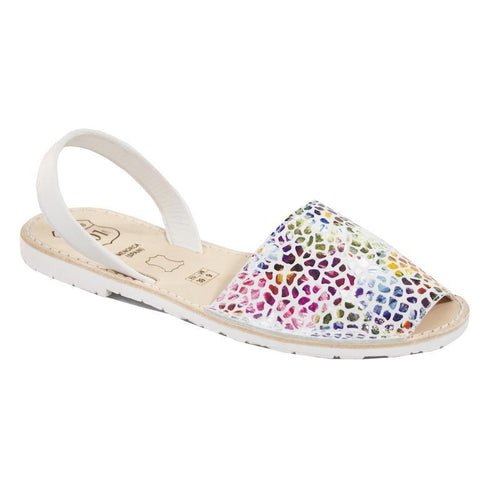 Avarcas 101 sandals for women Gaudí / US 4.5-5 / EU 35 sustainable shoes in the US