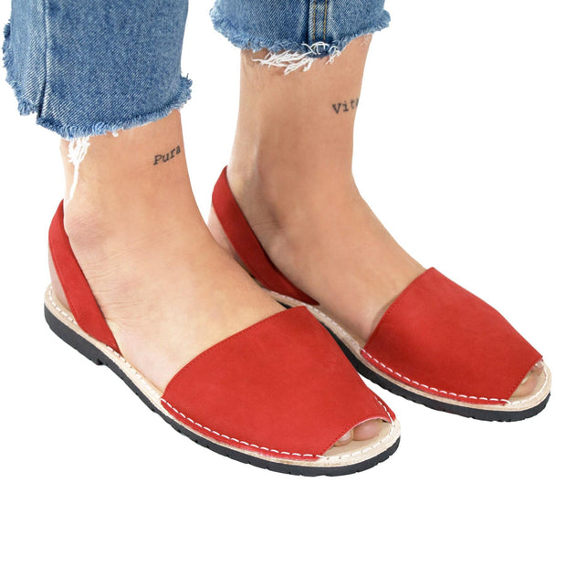 Avarcas Flats - Bright Colors - Buy Avarca Sandals and Ethical Jewelry Online!
