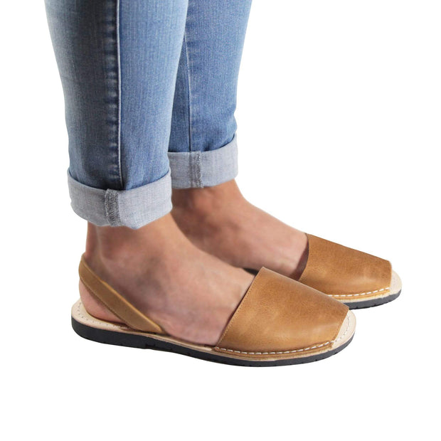 Avarcas Classic Brown 101 - Buy Avarca Sandals and Ethical Jewelry Online!