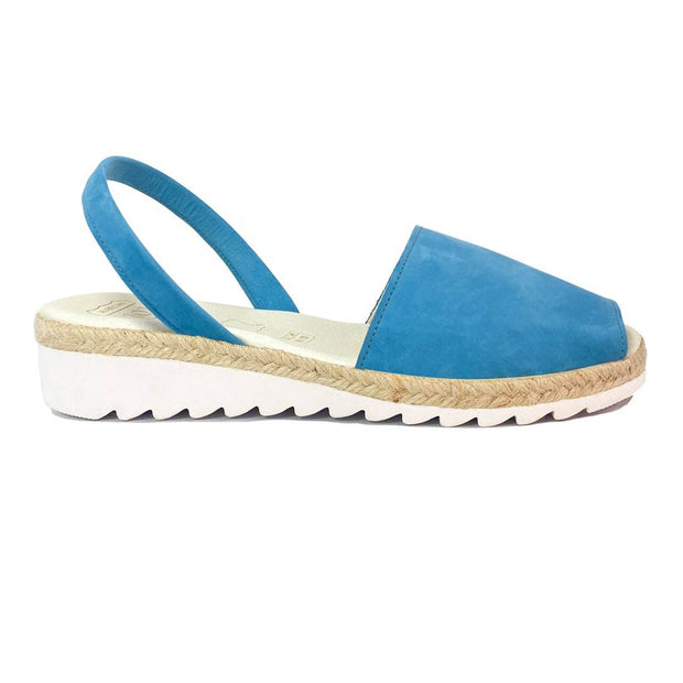 Padded Footbed Wedges - Buy Avarca Sandals and Ethical Jewelry Online!