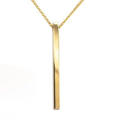 24K Gold Dipped Necklace for Women - Essential Collection-[SLOW JEWELRY]-Avarcas 101
