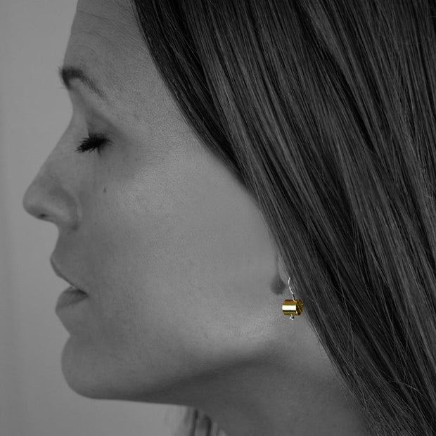 24K Gold Plated Earrings for Women - Essential Collection - Buy Avarca Sandals and Ethical Jewelry Online!