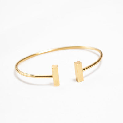 24K Gold Dipped Bracelet for Women - Essential Collection-[SLOW JEWELRY]-Avarcas 101