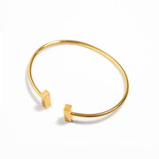 24K Gold Plated Bracelet for Women - Essential Collection - Buy Avarca Sandals and Ethical Jewelry Online!
