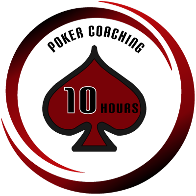 10 Hours of Poker Coaching
