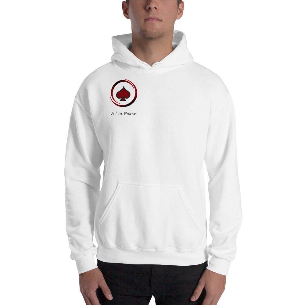 All In Poker Academy Hooded Sweatshirt