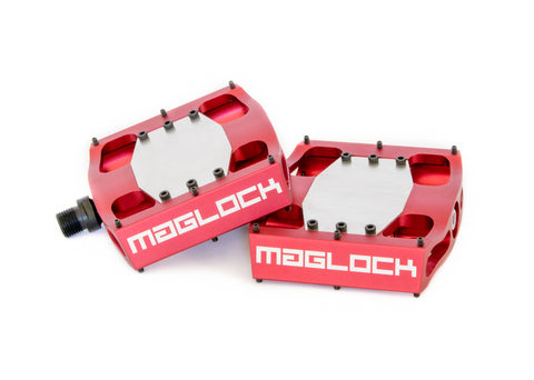 Fort Knox || Magnetic Bike Pedals