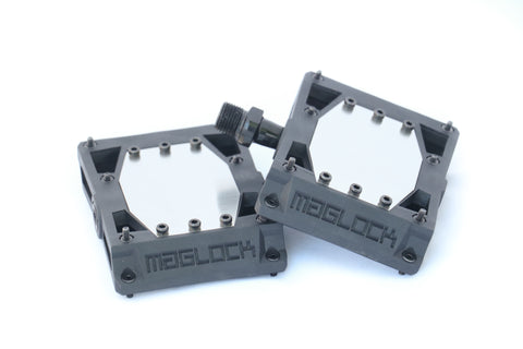 Stealth || Magnetic Bike Pedals || David Williams