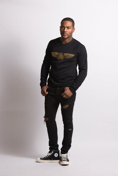 Street Dreams And Avenues - Men Sweater