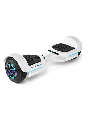 Whinck – Hoverboard LED 6.5 Blanco