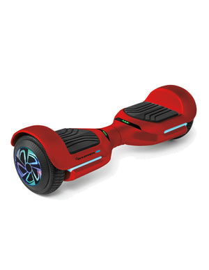 Whinck – Hoverboard LED 6.5 Rojo