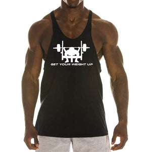 GET YOUR WEIGHT UP STRINGER