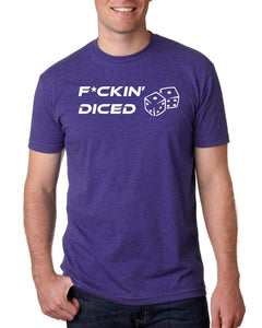 F*CKIN' DICED SHIRT