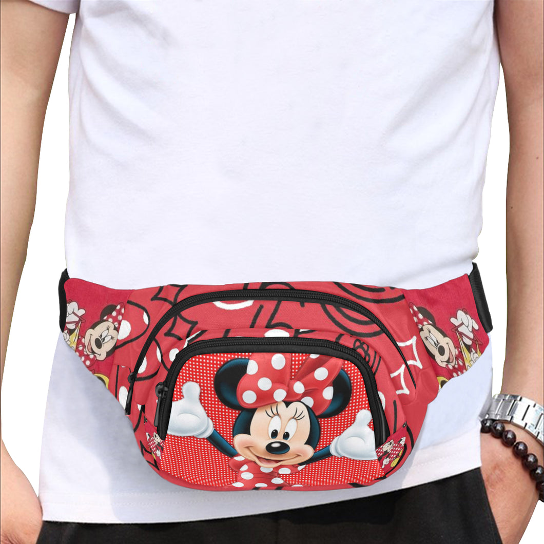 Minnie Mouse Fanny Pack/Small (Model 1677)