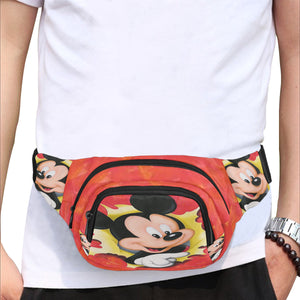 Mickey Mouse Fanny Pack/Small (Model 1677)