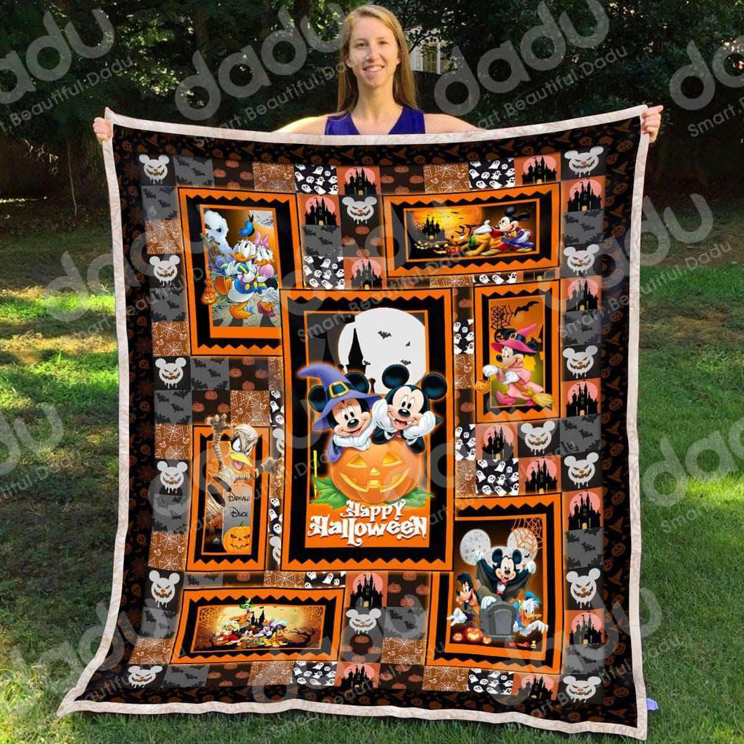Mickey Halloween - Blanket