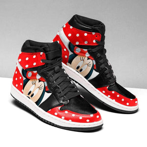 Minnie Mouse - Jordan Sneaker