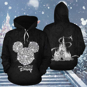 [GA] HOODIE2 NEVER TOO OLD FOR DISNEY
