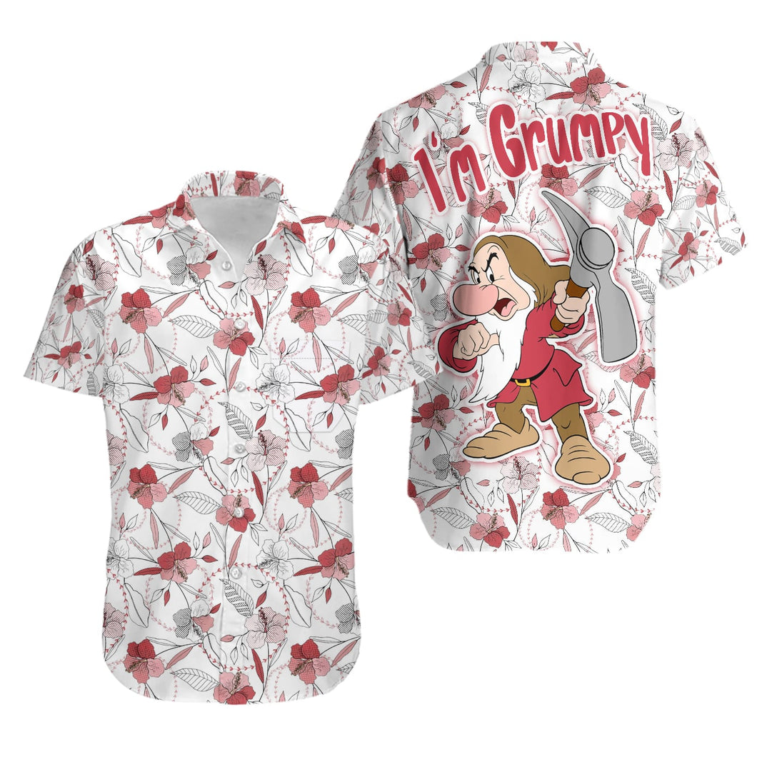 GP Hawaiian Shirt